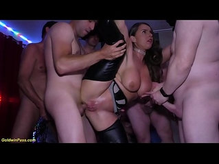 Extreme anal party sexy susi