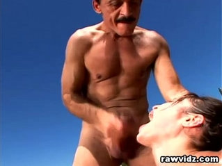 Amber Raynes Outdoor With Pervert