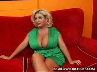 Huge round tits claudia marie paid to suck big cock