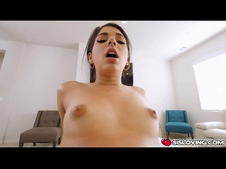 Gina Valentinas hot wet pussy bounce on top of Jay Rocks humongous cock!