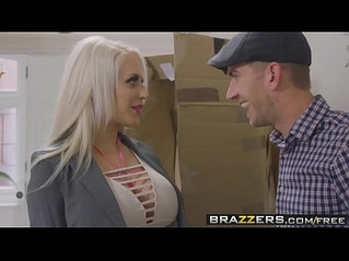 Exxtra Life Assistant Doll scene starring Alicia Amira and Danny D
