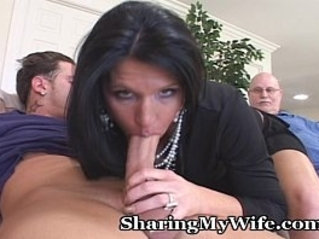 Older Woman Gets Newer Cock