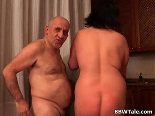 Mature couple having sex where this